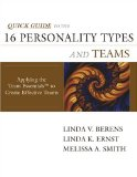 16 Personality Types and Teamwork