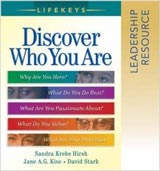 discover who you are leader notebook