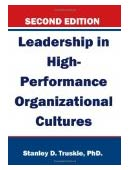 Leadership in High-Performance Organizational Cultures