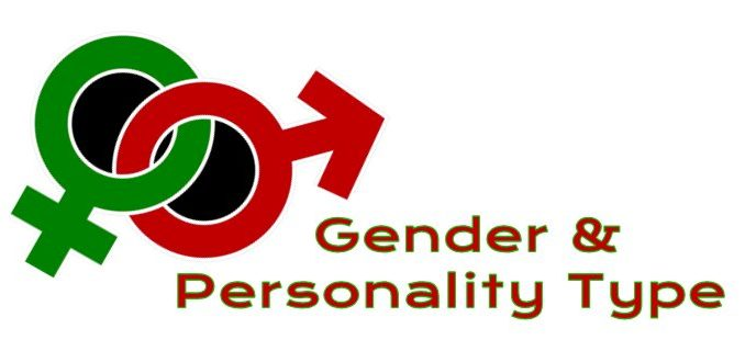 gender and personality type