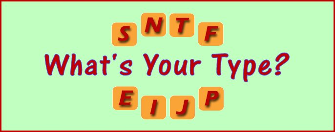 What's Your Myers-Briggs Personality Type