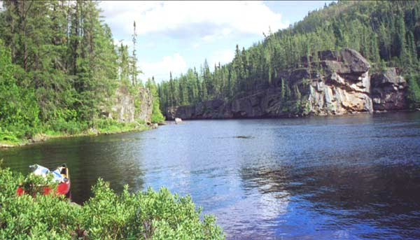 Learn more about canoeing the Kopka River and Wabakimi Wilderness Park